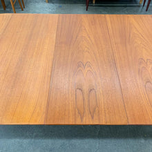 Load image into Gallery viewer, Large Danish Teak Dining Table by Henning Kjaernulf (FREE SHIPPING)