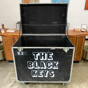 Large Touring Road Case for the Black Keys (FREE SHIPPING)
