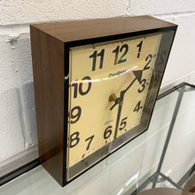 Load image into Gallery viewer, Mid Century Modern Jc Penney Wall Clock (FREE SHIPPING)