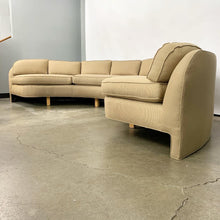 Load image into Gallery viewer, Modern Vladimir Kagan Style Large Curved Sofa (FREE SHIPPING)