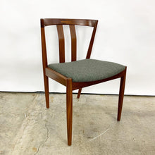 Load image into Gallery viewer, Newly Refinished & Reupholstered Set of 10 Dining Chairs (FREE SHIPPING)