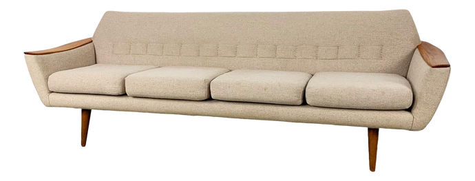 Norwegian Wool Sofa by Pi Langlos Fabrikker (FREE SHIPPING)