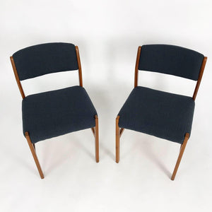 Newly Upholstered Danish Dining Chair (FREE SHIPPING)