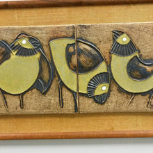 Load image into Gallery viewer, Rare Ceramic Wall Mural by Victoria Littlejohn (FREE SHIPPING)