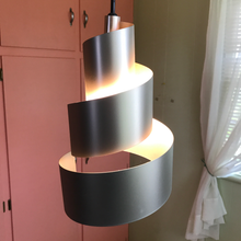 Load image into Gallery viewer, Ron Rezek Moden Metal Pendant Lamp (FREE SHIPPING)