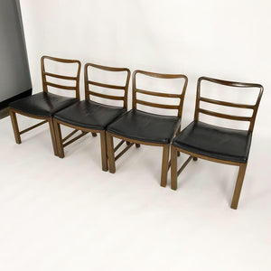 Set of 4 Dining Chairs by Dunbar (FREE SHIPPING)