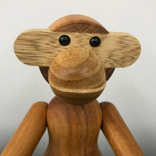 Load image into Gallery viewer, Teak Monkey by Kay Bojesen (FREE SHIPPING)