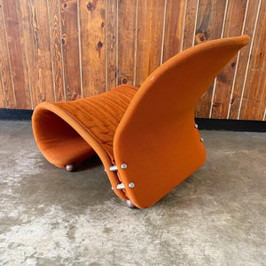 Verner Panton Easy Chair for Fritz Hansen (FREE SHIPPING)
