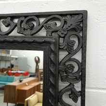 Load image into Gallery viewer, Vintage Black Wall Mirror (FREE SHIPPING)