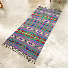 Load image into Gallery viewer, Vintage Southwestern Wool Throw (FREE SHIPPING)