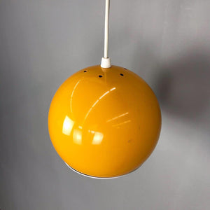 Yellow Swedish Modern Pendant Lamp (FREE SHIPPING)