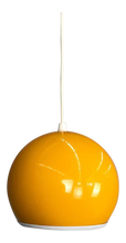 Load image into Gallery viewer, Yellow Swedish Modern Pendant Lamp (FREE SHIPPING)