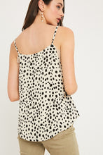 Load image into Gallery viewer, Jadyn Leopard/Lace Cami-2 Colors