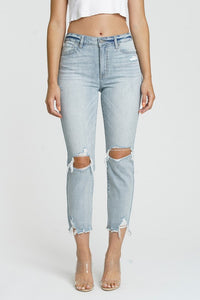 Ally Distressed Denim