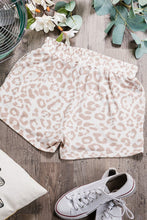 Load image into Gallery viewer, Leopard Print Loungewear Bottoms-Taupe