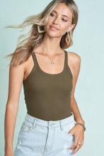 Load image into Gallery viewer, Shelby Tank- Olive