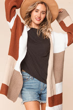 Load image into Gallery viewer, Nothing Lasts Forever Cardigan- Rust