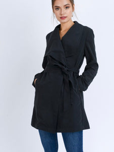 Leighton Trench Coat