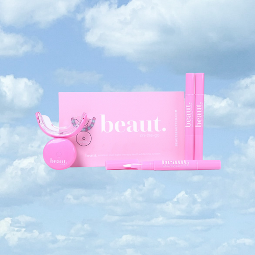 Polly Pink Whitening Kit-By Beaut