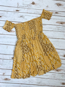 Sweet like Honey Dress