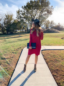Merry Tunic Dress