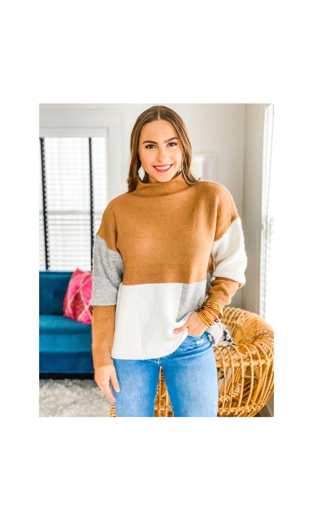 Out to Brunch sweater