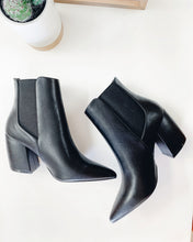 Load image into Gallery viewer, Landy Bootie-Black