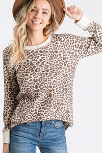 Animal Print Thermal