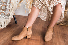 Load image into Gallery viewer, Rachel Ankle Bootie-Camel