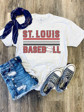 Load image into Gallery viewer, Baseball Stripes Shirt