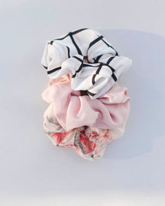 Scrunchies-Spring Mix