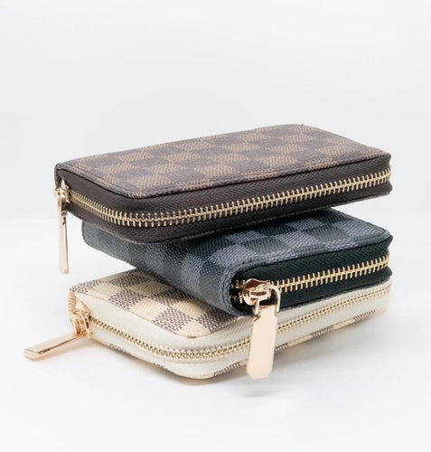 Lacey Wallet-Small size-3 colors
