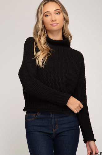 Everlee Sweater-Black