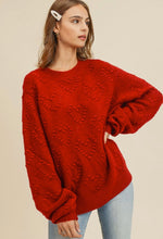 Load image into Gallery viewer, Heartfelt Sweater
