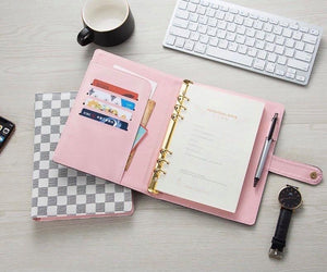 Lacey Agenda Notebook