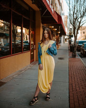 Load image into Gallery viewer, Stella Dress-Yellow