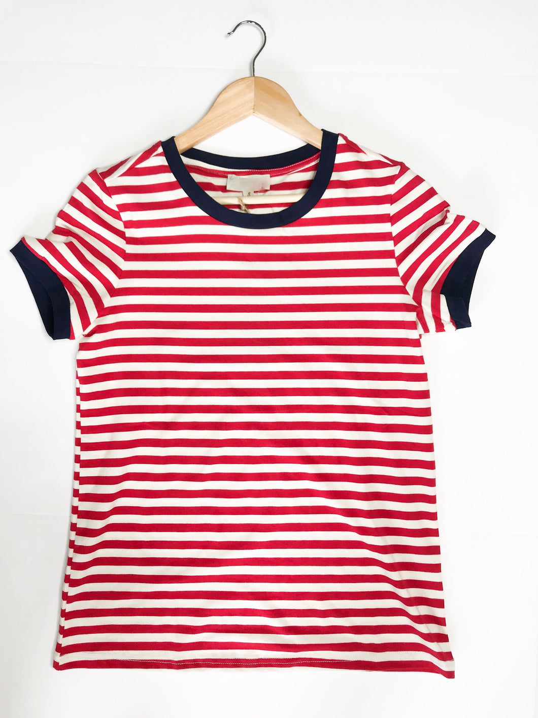 American red stripes tee