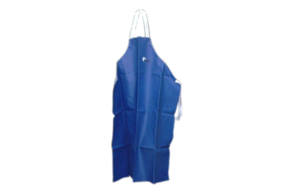 APRON: PNT BLUE   PVC HEAVYWEIGHT