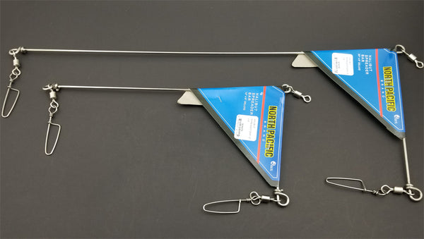 North Pacific Halibut Spreader Bar (Two Sizes)
