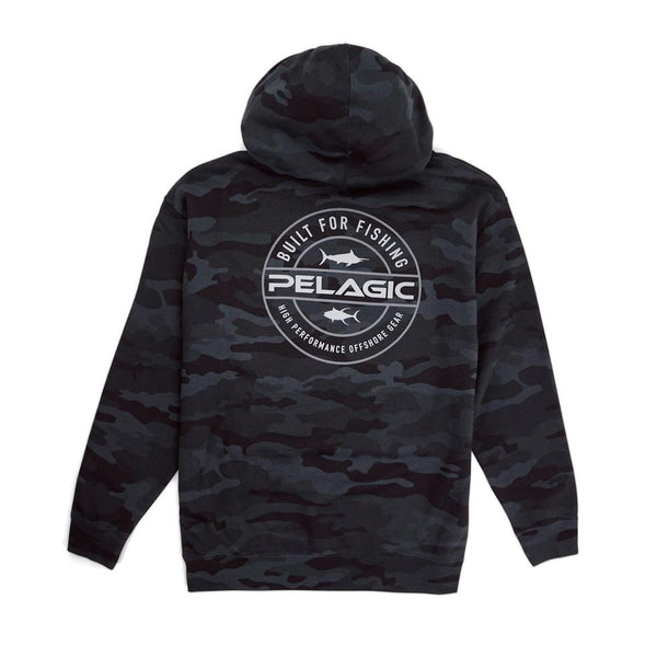 Pelagic Built for Fishing Hoodie