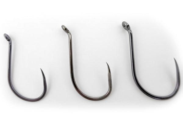 North Pacific Hi Carbon Barbless Beak Hooks