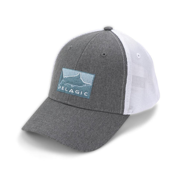 Pelagic Deep Sea Offshore Fishing Hat