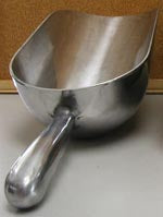 Aluminum Ice Scoops (3 sizes)