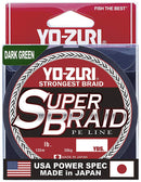 Yozuri Superbraid PE Line