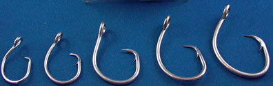 MUSTAD 39965-DT Circle Hooks - 2x Strong (100pcs / pack)
