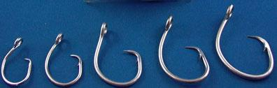 MUSTAD 39965-DT Circle Hooks - 2x Strong (10pcs / pack)