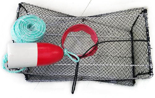JOLLY GOOD COMBO SS TRAP KIT ROPE/FLOAT