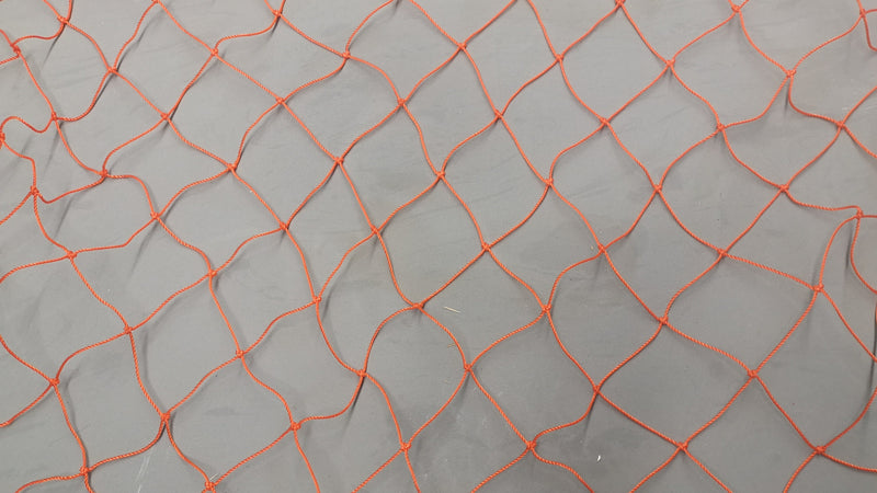 400/39 x 7in x 150md PE Twisted Web (sold by the foot)