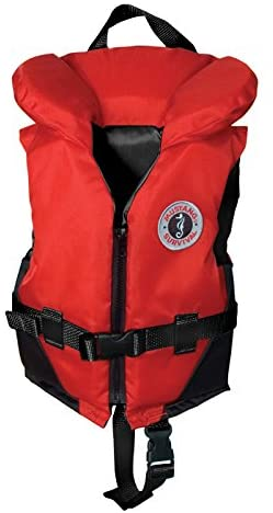 Mustang Survival MV1207 Classic - Nylon Youth Vest (60 - 90 LB)