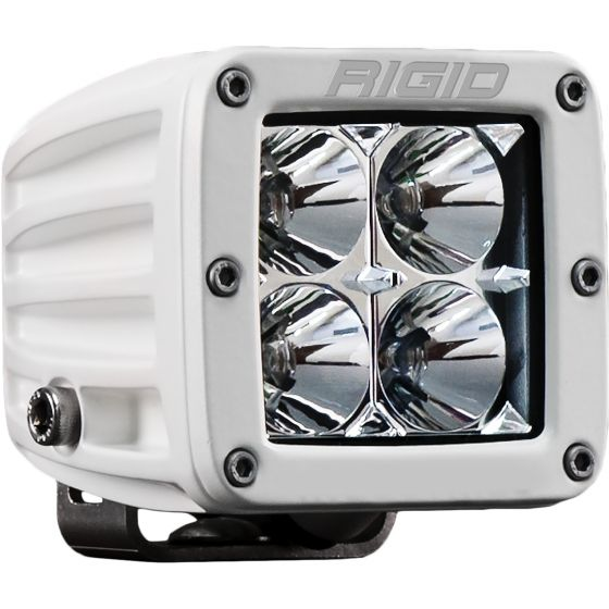 RIGID D-Series PRO Hybrid Flood Surface Mount White 1 Lights 601113